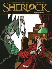 Sherlock (Convard & Le Hir) -1- Révélation