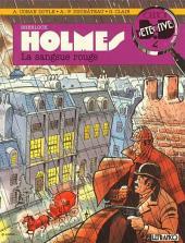 Sherlock Holmes (CLE) -1- La sangsue rouge