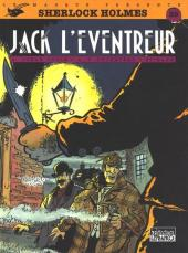 Sherlock Holmes (CLE) -4- Jack l'éventreur