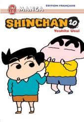 Shinchan -10- Tome 10