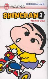 Shinchan -2- Tome 2