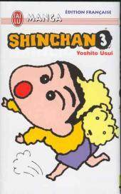 Shinchan -3- Tome 3