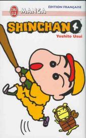 Shinchan -4- Tome 4