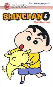 Shinchan -6- Tome 6