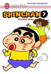 Shinchan -7- Tome 7