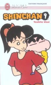 Shinchan -9- Tome 9
