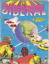 Sidéral (1re série) -15- Tournoi interplanétaire