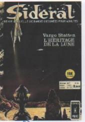 Sidéral (2e série) -33- L'héritage de la Lune
