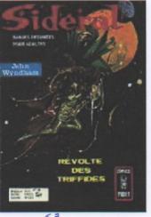 Sidéral (2e série) -63- La révolte des Triffides (2e partie)