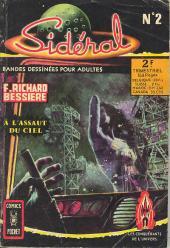 Sidéral (2e série) -2- À l'assaut du ciel