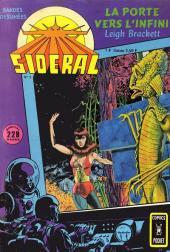 Sidéral (3e série - Arédit - Comics Pocket) -2- La porte vers l'infini
