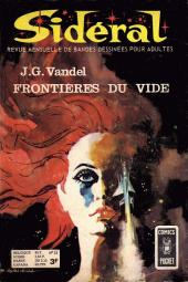 Sidéral (2e série) -23- Frontières du vide
