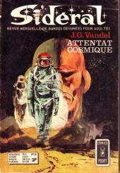Sidéral (2e série) -30- Attentat cosmique