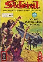 Sidéral (2e série) -34- Agonie des civilisés