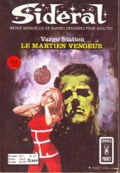 Sidéral (2e série) -35- Le martien vengeur (1re partie)