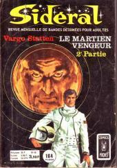 Sidéral (2e série) -36- Le martien vengeur (2e partie)