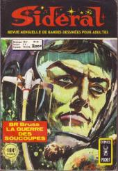 Sidéral (2e série) -43- La guerre des soucoupes