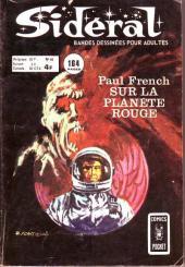 Sidéral (2e série) -46- Sur la planète rouge