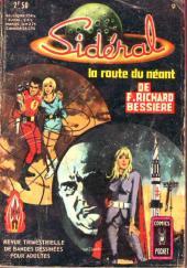 Sidéral (2e série) -9- La route du néant