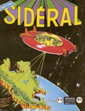 Sidéral (1re série) -10- L'étonnant voyage de l'amérique du nord