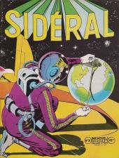 Sidéral (1re série) -18- Le grand homme du siècle