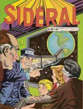 Sidéral (1re série) -22- Le train dérouté vers l'espace