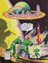 Sidéral (1re série) -24- Le piège du planétoïde 10