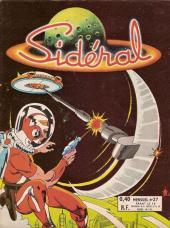 Sidéral (1re série) -27- La planète et le pendule
