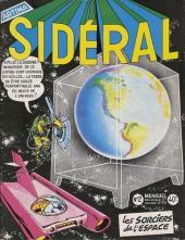 Sidéral (1re série) -2- Les sorciers de l'espace