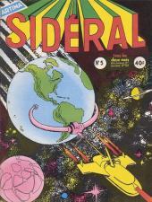 Sidéral (1re série) -5- L'homme qui a déplacé le monde