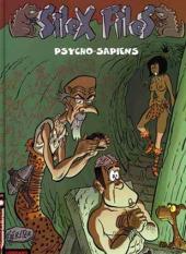 Silex Files -3- Psycho-sapiens