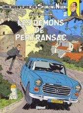 Simon Nian (Une aventure de) -2- Les démons de Pertransac
