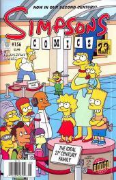Simpsons Comics (1993) -156- Save the world
