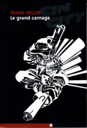 Sin City -3a04- Le grand carnage