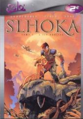 Slhoka -1Solo- L'Île oubliée