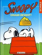 Peanuts -6- (Snoopy - Dargaud) -20- Chaud devant
