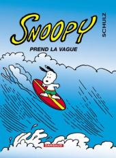 Peanuts -6- (Snoopy - Dargaud) -34- Prend la vague