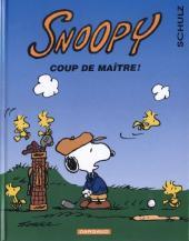 Peanuts -6- (Snoopy - Dargaud) -36- Coup de maître !