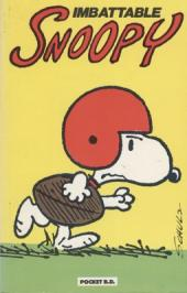 Peanuts -6- (Snoopy - Dargaud) -4Poch- Imbattable Snoopy