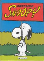 Peanuts -6- (Snoopy - Dargaud) -8- Ineffable Snoopy