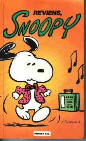 Peanuts -6- (Snoopy - Dargaud) -1poch- Reviens Snoopy