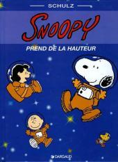 Peanuts -6- (Snoopy - Dargaud) -Esso- Prend de la hauteur