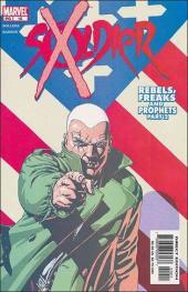 Soldier X -10- Rebels, freaks & prophets part 2