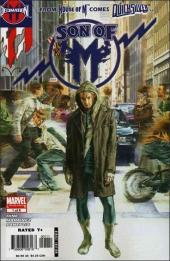 Son of M -1- One Day in the Life of Pietro Maximoff... homo sapiens