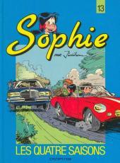 Sophie (Jidéhem) -13a1990- Les quatre saisons