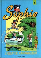 Sophie (Jidéhem) -1b91- L'œuf de karamazout
