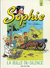Sophie (Jidéhem) -2b- La bulle du silence