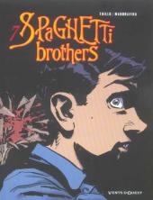 Spaghetti Brothers (Version en couleur) -7- Tome 7