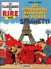 Spaghetti -INT- Les étonnantes aventures du signor Spaghetti