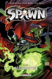 Spawn (Delcourt) -1- Résurrection